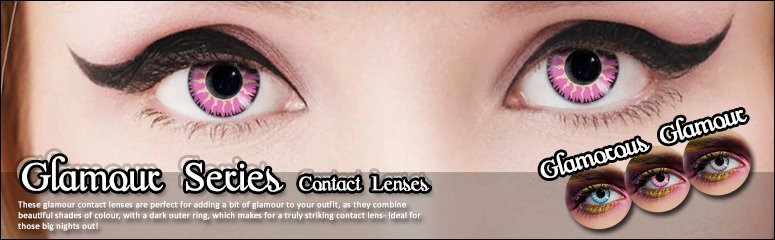 Glamour Contacts