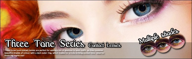 Three Tone Contacts