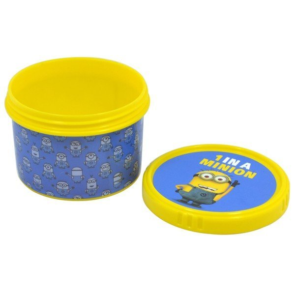 1 In a Minion Snack Container