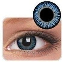 Cool Blue Fashion Contact Lenses