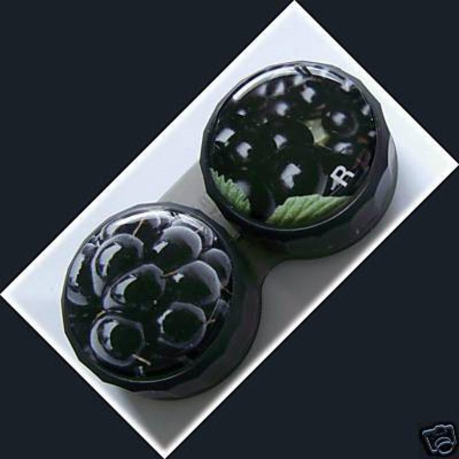 Blackberry Summer Fruits Contact Lens Holder For Lenses