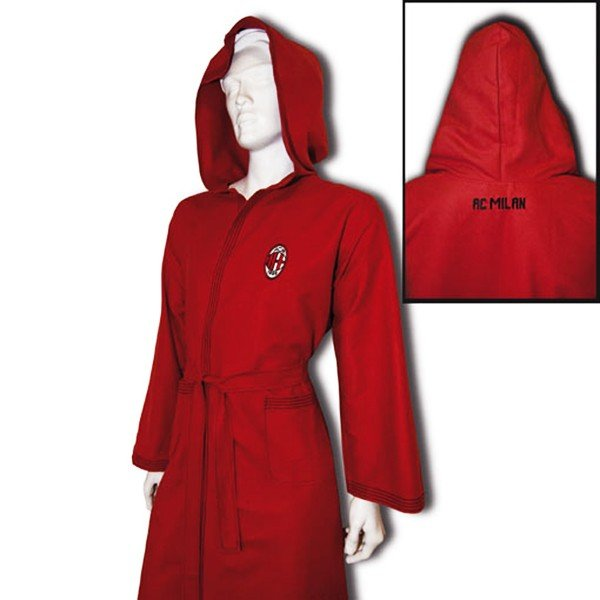 AC Milan Bath Robe - XL