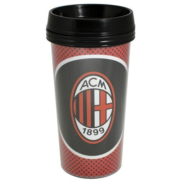 AC Milan Bullseye Journey Travel Mug