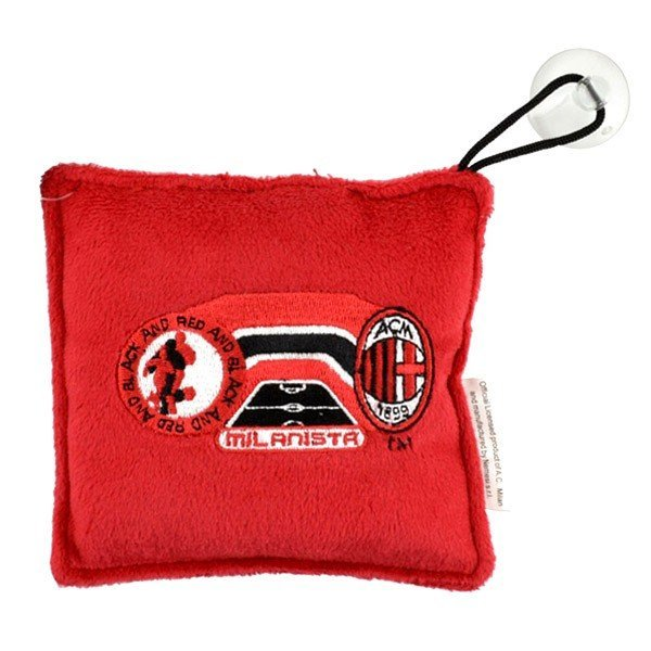 AC Milan Mini Toy Cushion - Red