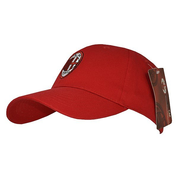 AC Milan Red Core Baseball Cap