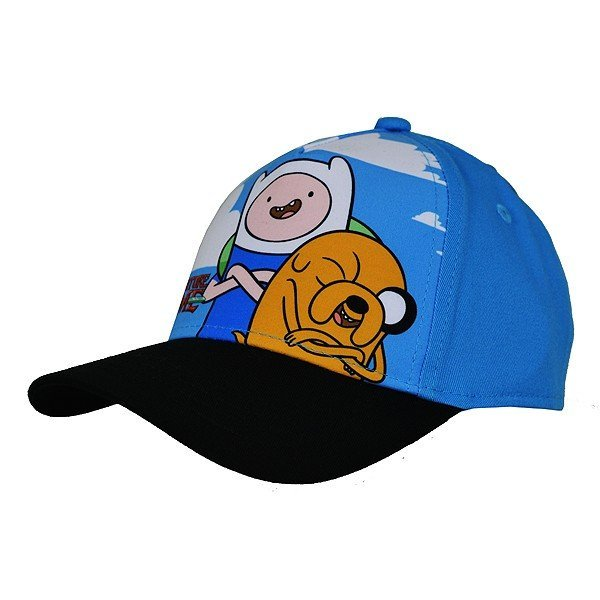 Adventure Time Cap Blue - Junior