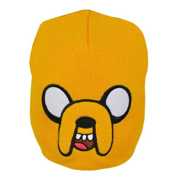 Adventure Time Jake Roll Down Hat - Junior