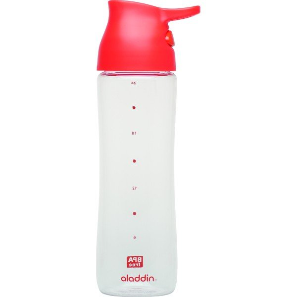 Aladdin one Handed Water Bottle Tomato - 700 ML