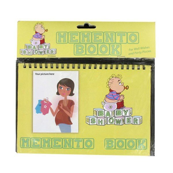 Alandra Shower Memento Book - Mum To Be