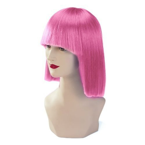 Hot Pink Stargazer Adjustable Japan Style Fashion Wig