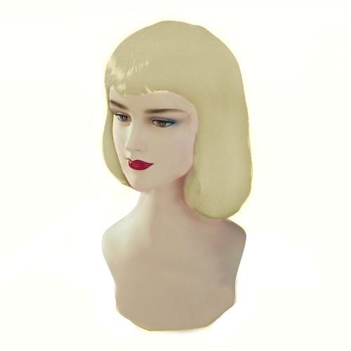 Blonde Stargazer Adjustable Pulp Style Fashion Wig