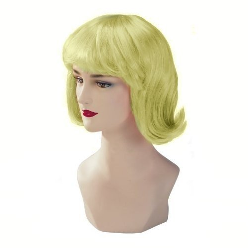 Blonde Stargazer Adjustable Terry Style Fashion Wig