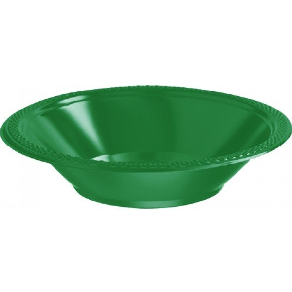 Amscan Bowl - Festive Green