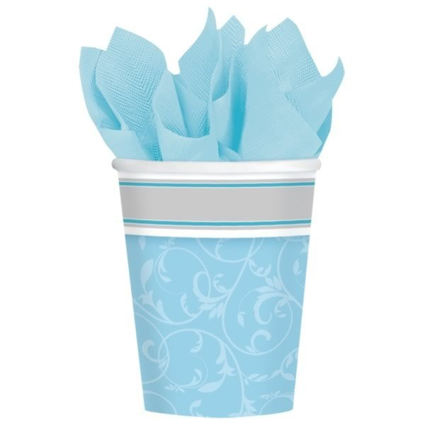 Amscan Cups - Communion Blessing Blue