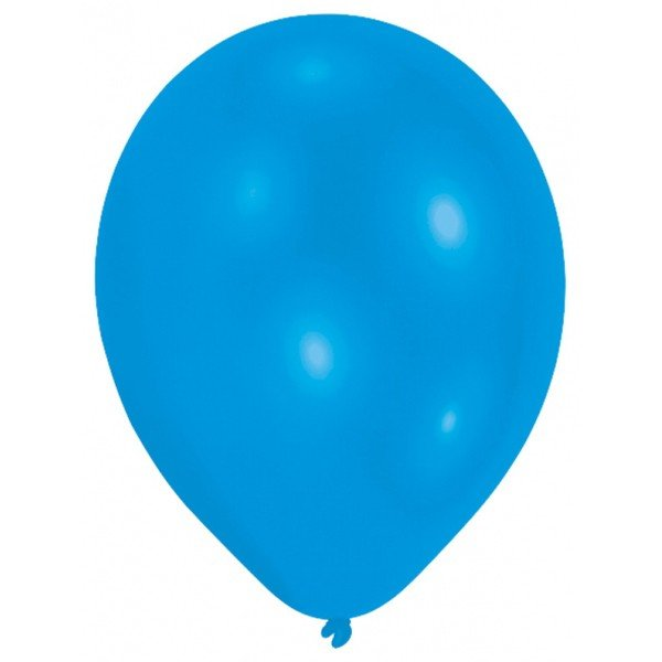 Amscan Minipax Balloon Pack - Met Blue