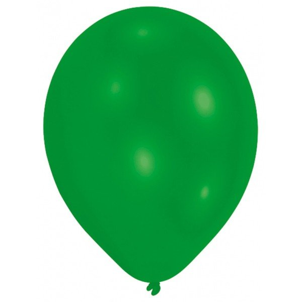 Amscan Minipax Balloon Pack - Met Green