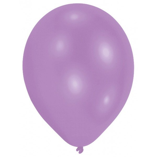 Amscan Minipax Balloon Pack - Pearl Violet