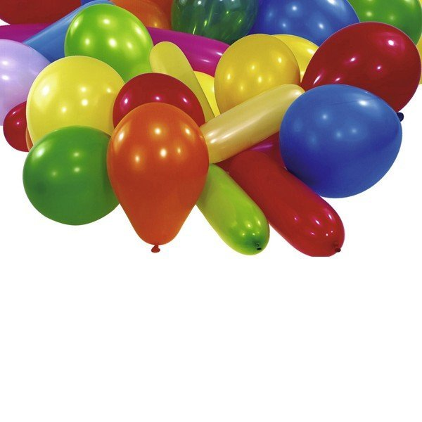 Amscan Novelty Balloons - Star Value 10 Assorted