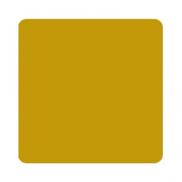 Amscan Rectangular Plastic Tablecover - Gold