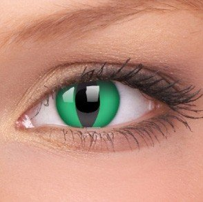 Anaconda Crazy Colour Contact Lenses (1 Year Wear)