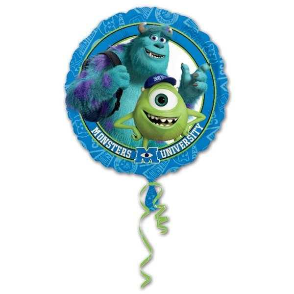 Anagram 18 Inch Circle Foil Balloon - Monsters University Group