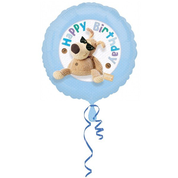 Anagram 18 Inch Foil Balloon - Boofle Happy Birthday