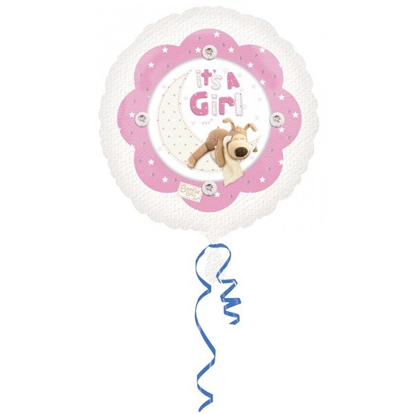 Anagram 18 Inch Foil Balloon - Boofle Its a Girl