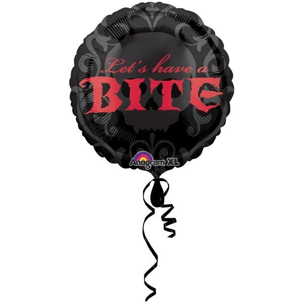 Anagram 18 Inch Foil Balloon - Lets Have a Bite