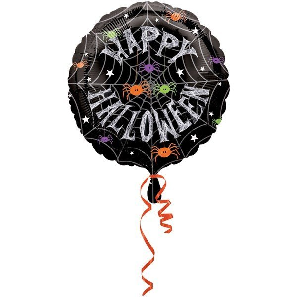 Anagram 18 Inch Foil Balloon - Spider Frenzy