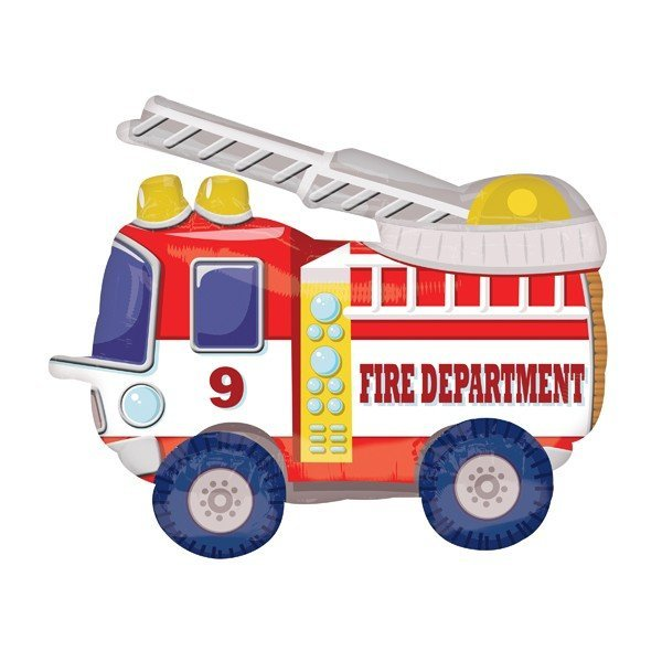Anagram Airwalkers - Buddies Mighty Firetruck