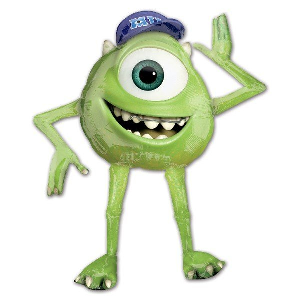Anagram Airwalkers - Monsters University Mike