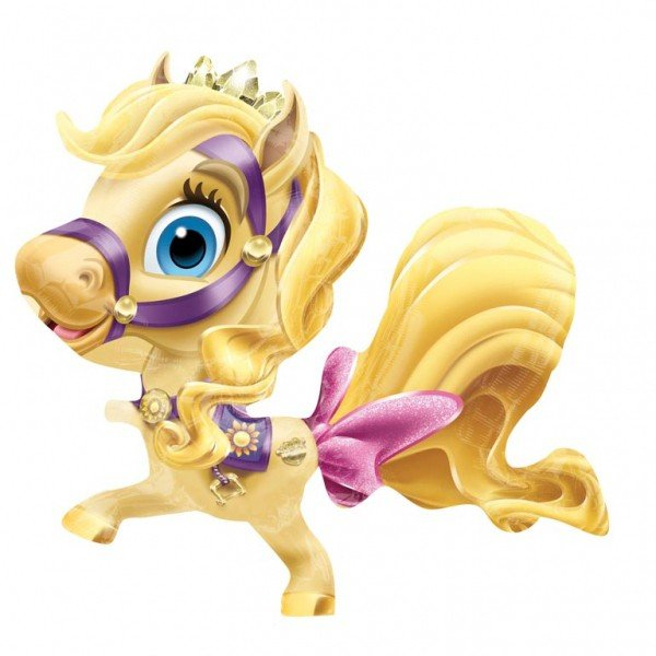Anagram Airwalkers Balloon Buddies - Blondie Rapunzel Pony