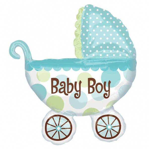 Anagram Supershape - Baby Buggy Boy