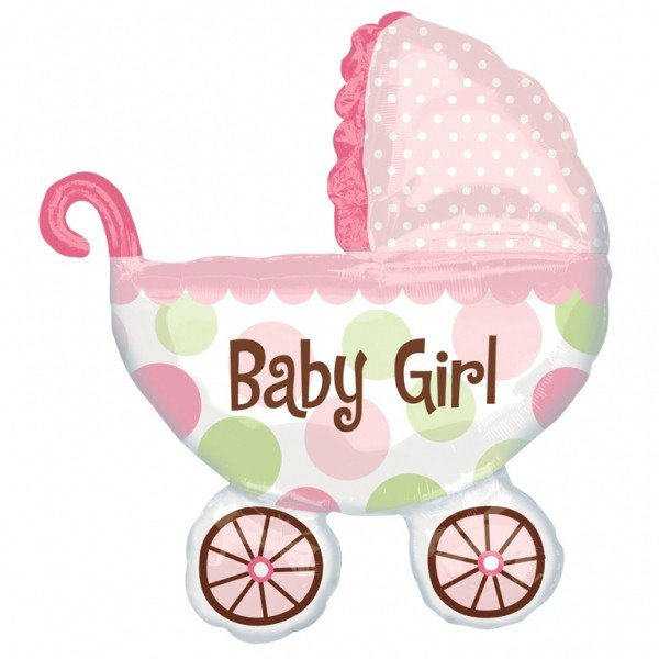 Anagram Supershape - Baby Buggy Girl