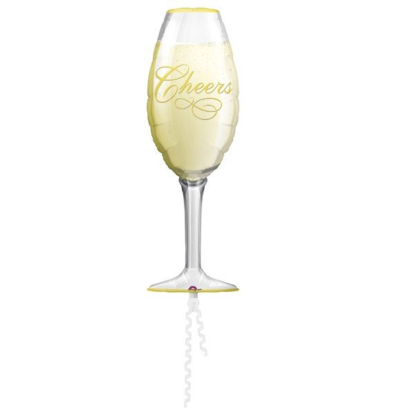 Anagram Supershape - Champagne Glass