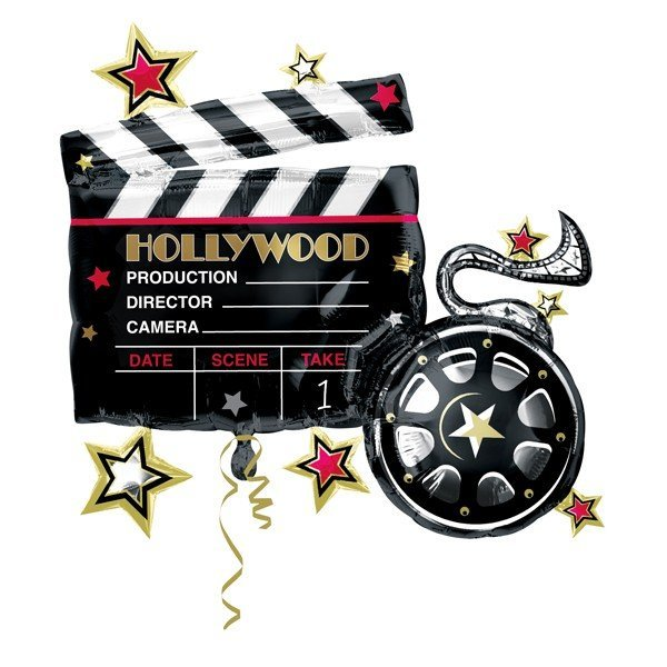Anagram Supershape - Hollywood Clapboard