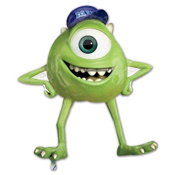 Anagram Supershape - Monsters University Mike