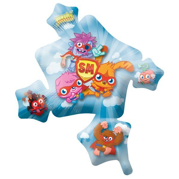 Anagram Supershape - Moshi Monsters Group