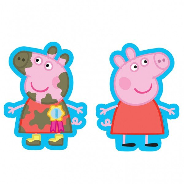 Anagram Supershape - Peppa Pig