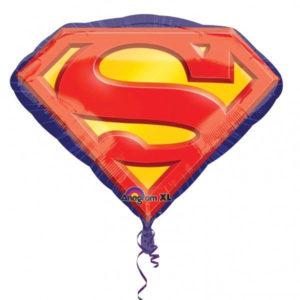 Anagram Supershape - Superman Emblem