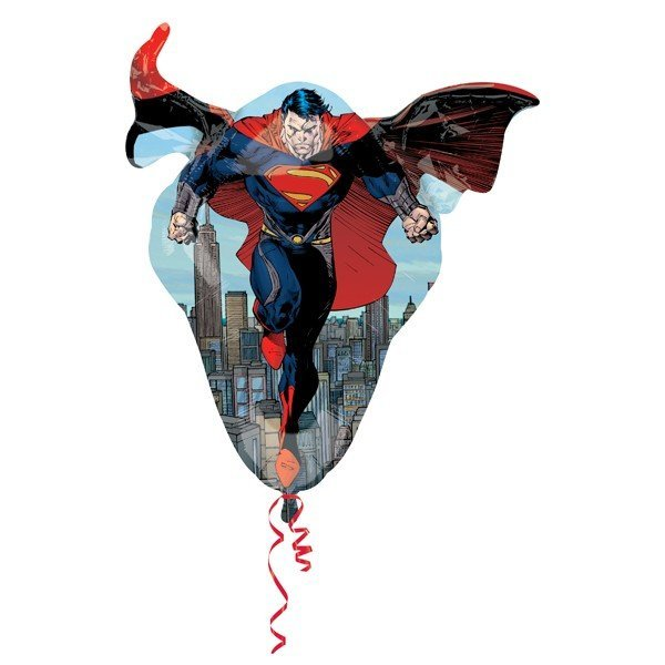 Anagram Supershape - Superman Man Of Steel