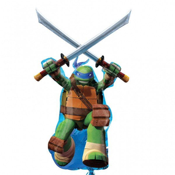 Anagram Supershape - TMNT Leonardo