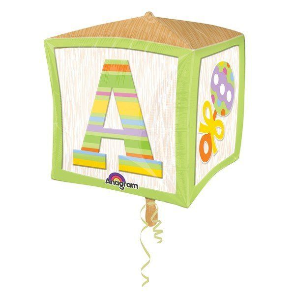 Anagram Supershape Cubez - Baby Block