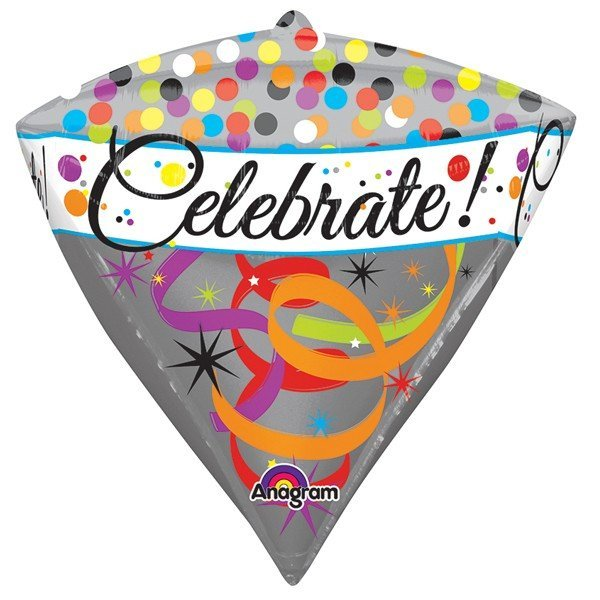 Anagram Supershape Diamondz - Celebrate