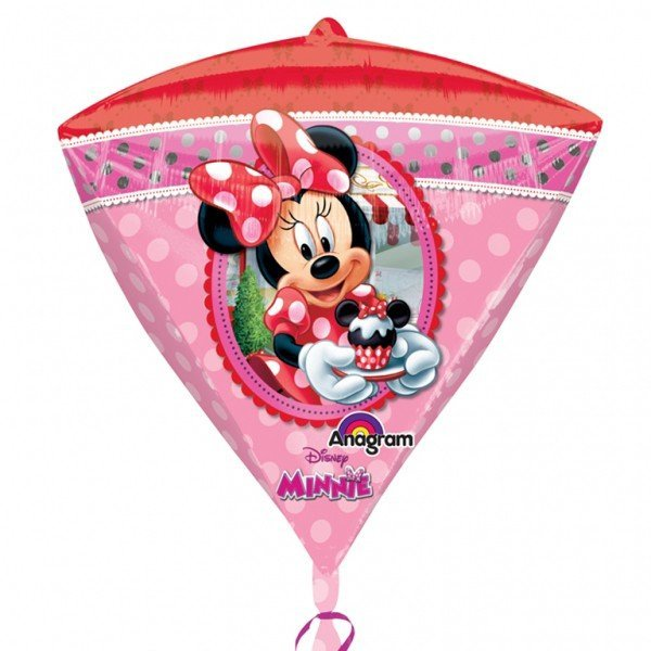 Anagram Supershape Diamondz - Minnie Mouse