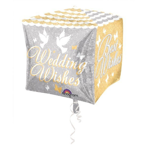 Anagram Supershape Diamondz - Wedding Wishes