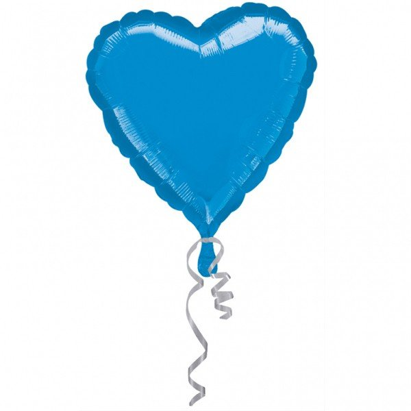 Anagram Supershape Heart - Blue