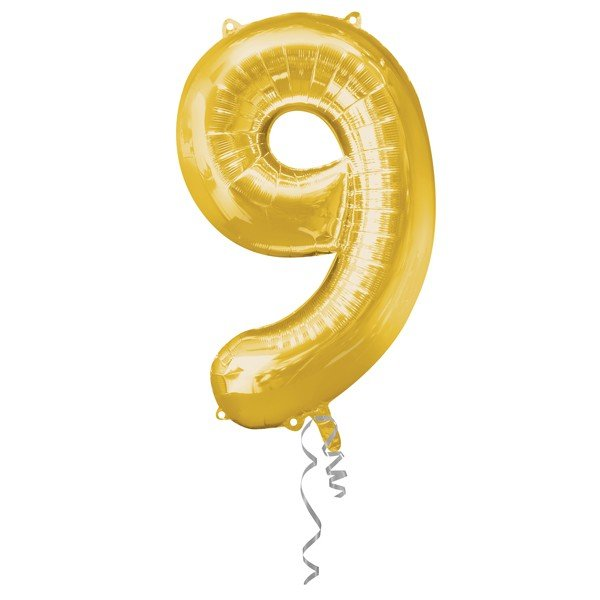 Anagram Supershape Number - 9 Gold