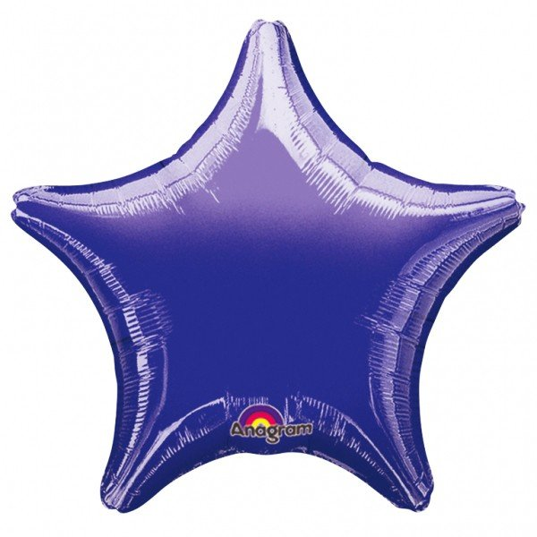 Anagram Supershape Star - Purple