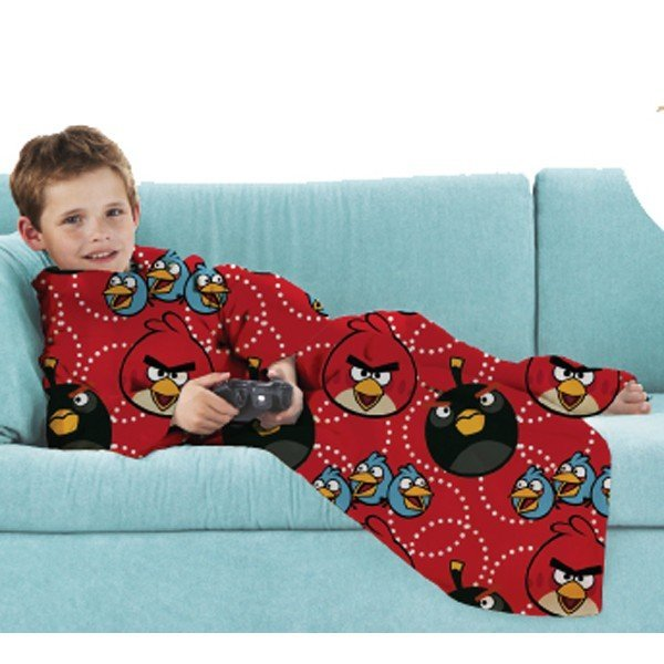 Angry Birds Snuggle Fleece